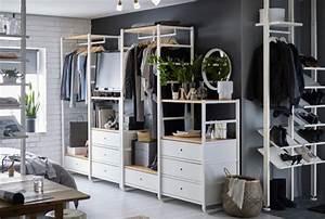 Dressing Ikea Prix : dressing ouvert armoires ouverte ikea ~ Teatrodelosmanantiales.com Idées de Décoration
