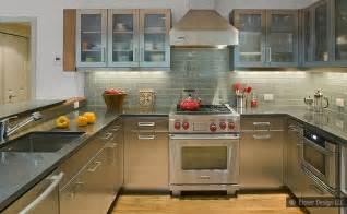 kitchen backsplash with cabinets gray cabinets countertop backsplash idea backsplash