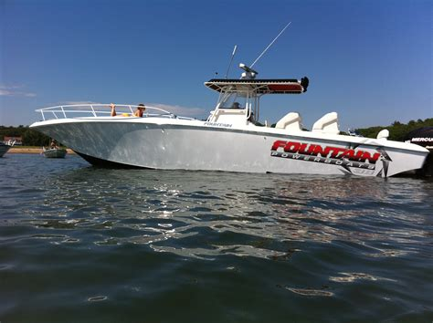 Fountain Boats Factory Location by 2004 Fountain 38 Te The Hull Truth Boating And Fishing