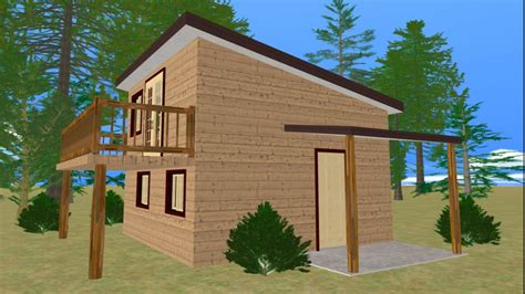 small house plans  loft bedroom small house plans