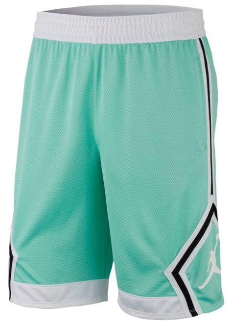 air jordan   easter emerald shorts sneakerfitscom