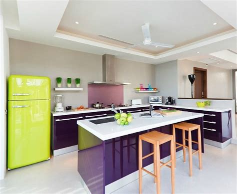 kitchen cabinets 45 purple room ideas beautiful purple rooms and decor Purple