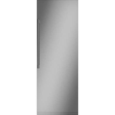 monogram  cu ft column built  refrigerator custom