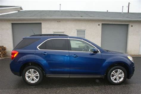 Sell Used 2010 Chevrolet Equinox Lt Awd Only 33k Miles