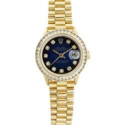 Gold Rolex Presidential Diamond