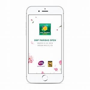 Download the 2018 BNP Paribas Open App - BNP Paribas Open