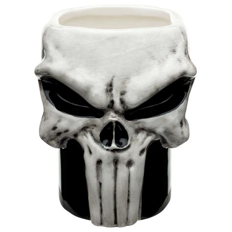 Marvel Comics Punisher Coffee Mugs for sale   The Punisher   Zak!   Zak Designs