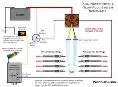 99 F350 Powerstroke Wiring Diagram by 7 3 Powerstroke Wiring Diagram Search Obs Ford