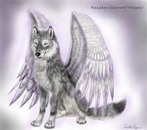 Wolf angel | Drawing | Pinterest | Wolf, Angel and Halo