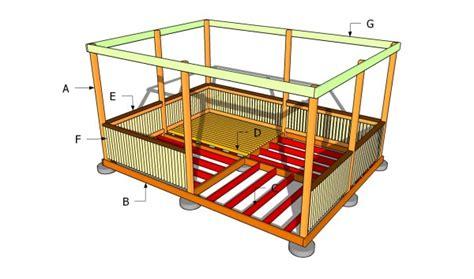gazebo building plans rectangular gazebo plans myoutdoorplans free