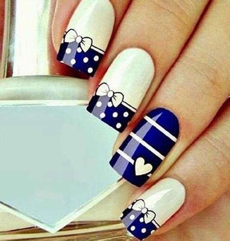 easy  beautiful nail art designs