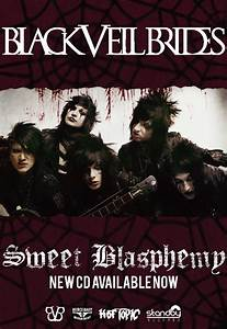 Black Veil Brides Band Poster by wiccanangelofdeath on ...