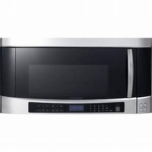 Samsung Smh9207st  Xaa 2 0 Cuft Over The Range Microwave