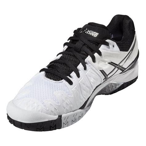 asics gel resolution  mens tennis shoes ss