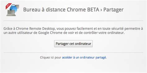 Installer Le Bureau ã Distance Chrome by Chrome Facilite Le Partage De Bureau 224 Distance Quot Jesus