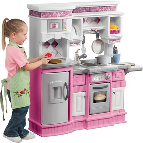tikes kitchen accessories gourmet prep and serve kitchen by tikes 7134