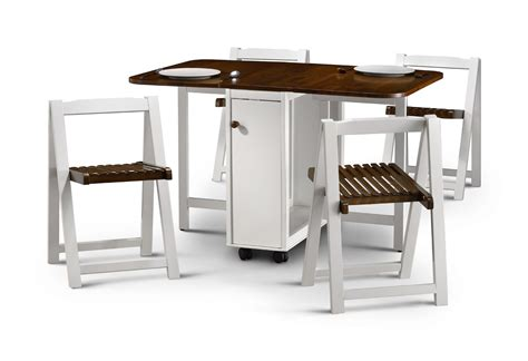 table and storage drop leaf tables for small spaces homesfeed