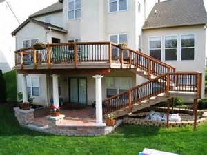 Elevated Deck Designs by The World S Catalog Of Ideas