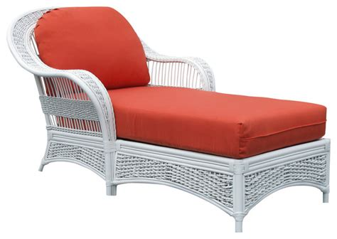 Whos That Lounging In My Chair Nirvana by Regatta Chaise Lounge In White Nirvana Stripe Toffee