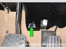 BMW E46 Clutch Pedal Bushing Replacement BMW 325i 2001