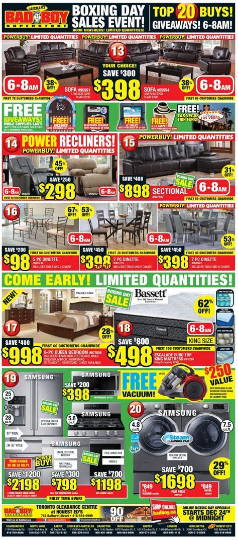 Bad Boy Furniture Kitchener by Bad Boy Kitchener Deals Steam Deals Schedule