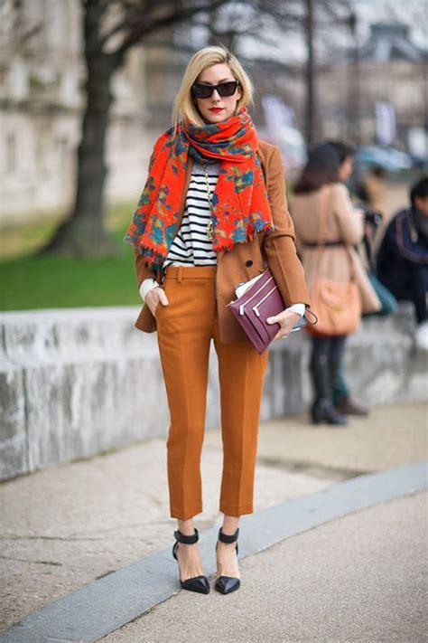 rust wear colors dress jackman vanessa print