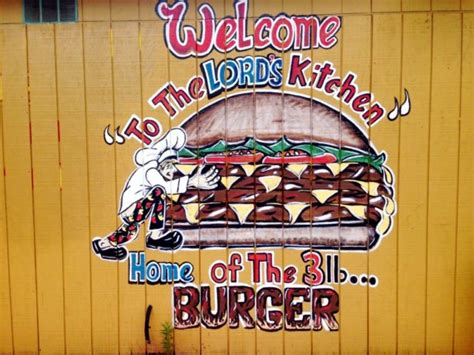 The Lord's Kitchen A Heavenly Eastside Burger