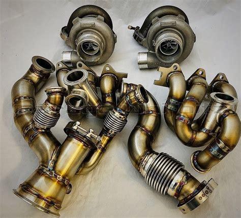 Garage Whifbitz Supra 2JZ-GTE Twin Turbo Kit - Turbo Kits ...