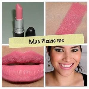 Mac Matte Lipstick Please Me | www.pixshark.com - Images ...