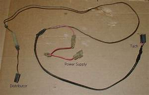 Auxilary Wiring Harnesses For 1977