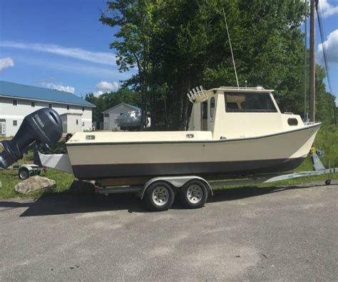 Deck Boats For Sale Maine by Boats For Sale In Maine Used Boats For Sale In Maine By