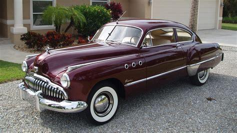 1949 Buick Super Sedanette