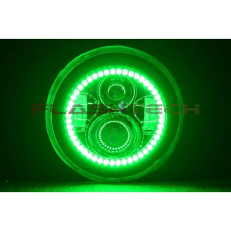 headlight color changer color changing halo headlights xprite rgb halo led