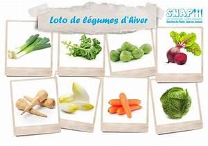 Légume D Hiver : loto de l gumes d 39 hiver ~ Melissatoandfro.com Idées de Décoration
