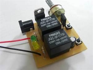 Driver Controle Motor Dc Cc 6v 12v E 24v Velocidade  Ponte
