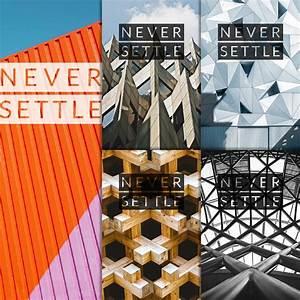 Never, Settle, Wallpaper, Pack, 16