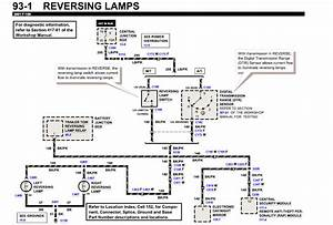 1968 Ford F 250 Reverse Lights Wiring Diagram