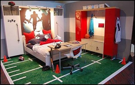 sports room ideas decorating theme bedrooms maries manor soccer