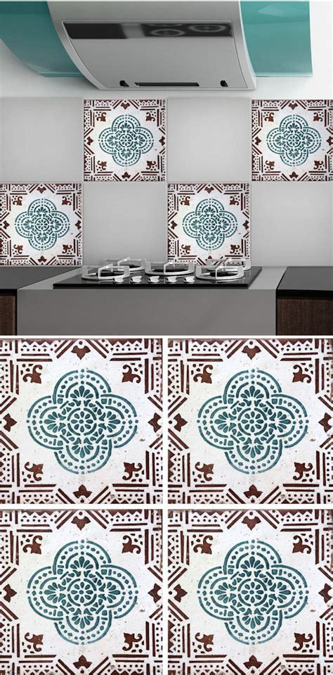 Wall Pops Water Peel And Stick Wall Tiles