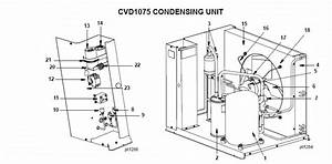 Manitowoc Cvd1075 Remote Condenser Parts Diagram