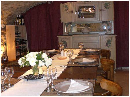 cuisiner morue sal馥 la table d 39 hotes du moulin de courlas location de chambres dans le gard