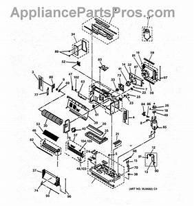 Parts For Ge Az51h12dacv1  Unit Parts