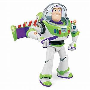 Disney Ultimate Buzz Lightyear Talking Action Figure -- 12 ...