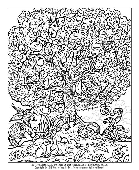 Celtic Tree Of Life Drawing At Getdrawingscom Free For