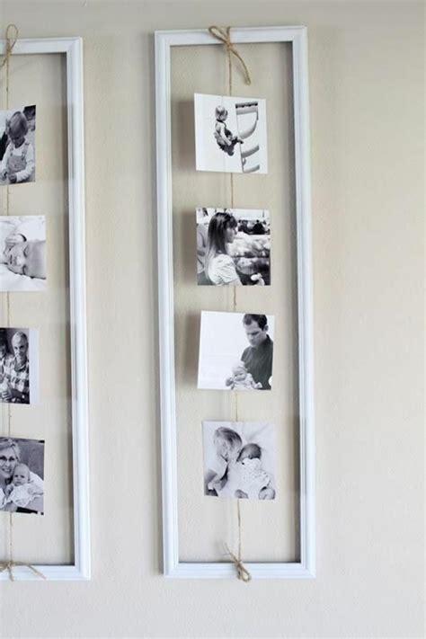 Foto Dekoration Ideen by Fotowand Selber Machen 66 Wundersch 246 Ne Ideen Und