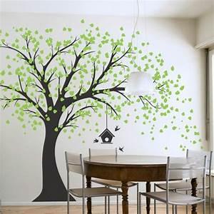 17 meilleures idees a propos de stickers muraux arbre sur With déco chambre bébé pas cher avec the vert fleur de cerisier