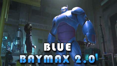 baymax blue blue baymax  big hero  edited review