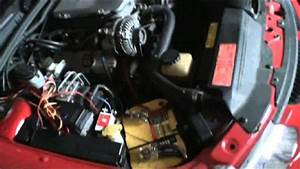 Dual Battery Install  Holden Commodore - Isolator