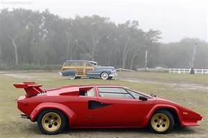 1983 Lamborghini Countach LP500S Image Chassis number