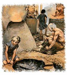 1000+ images about metal production in history on ...